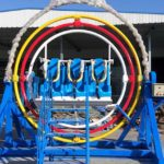 Human Gyroscope Ride for Sale