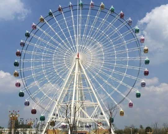 65m quality ferris wheel to buy