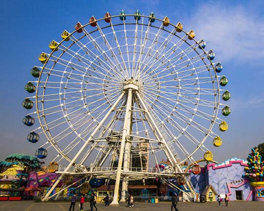 how much is a ferris wheel to buy