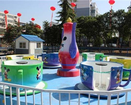 teacup amusement ride manufacturer