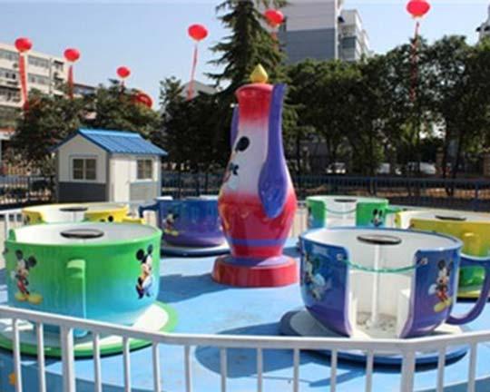 teacup amusement ride manufacturer