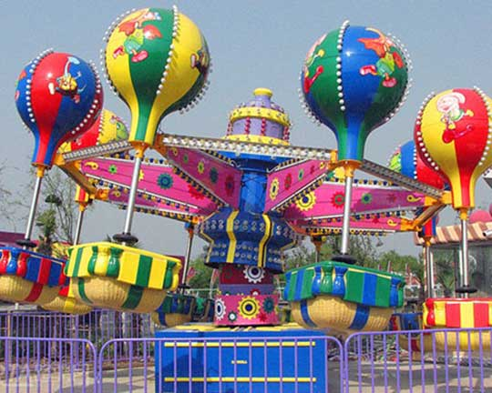 top samba balloon amusement park ride manfacturer
