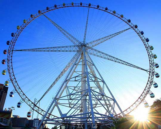 120m ferris wheel prices