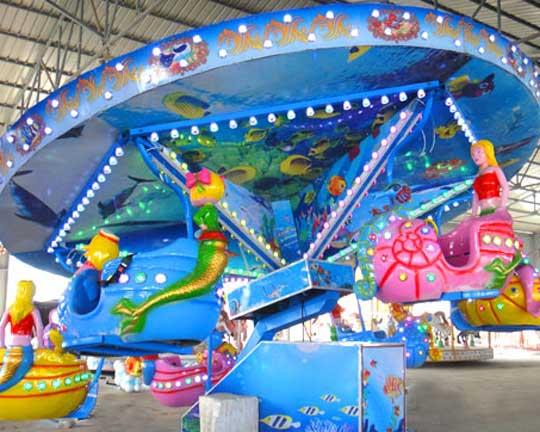 best ocean walk fair rides supplier