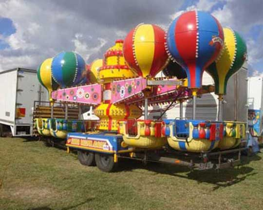 hot samba balloon rides - hot sale theme park rides