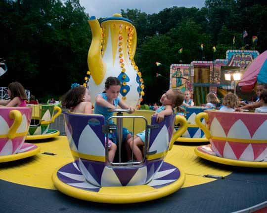 buy tea cup amusement rides from Beston