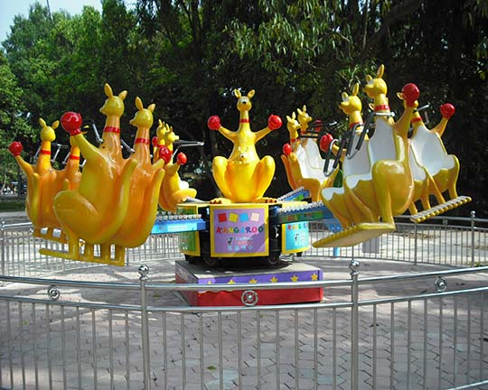 hot sale happy kangaroo jumping rides cheap