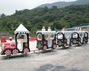 amusement park trains manufacturers