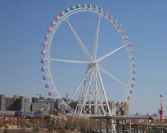 carnival ferris wheels manufacturer