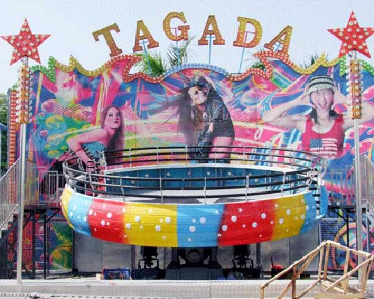 buy disco tagada rides in Beston - theme park supplier