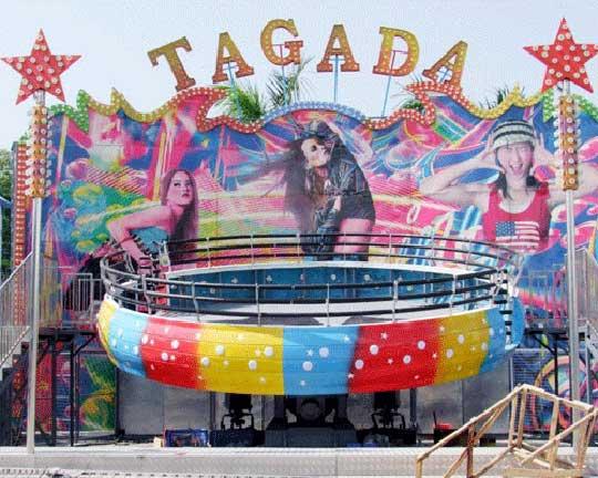 buy disco tagada rides in Beston - theme park supplier