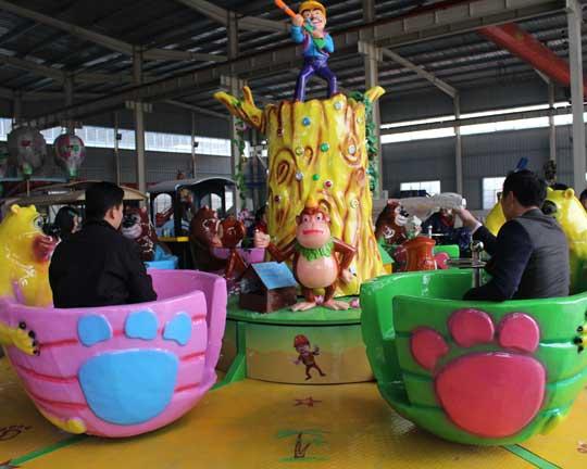 top tea cup amusement rides manufacturers