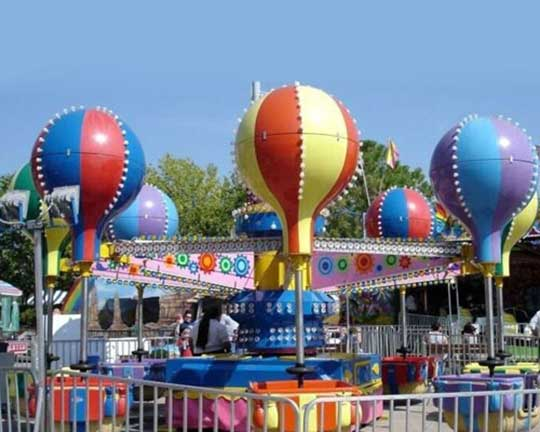 top and professional samba balloon race fairground rides manufacturer