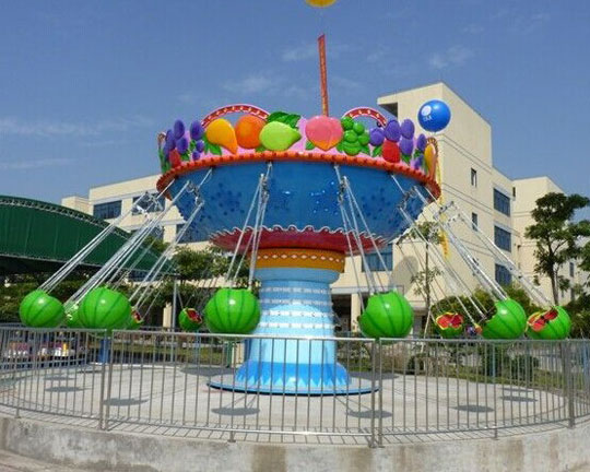 amusement park rides watermelon flying fruit chair factory