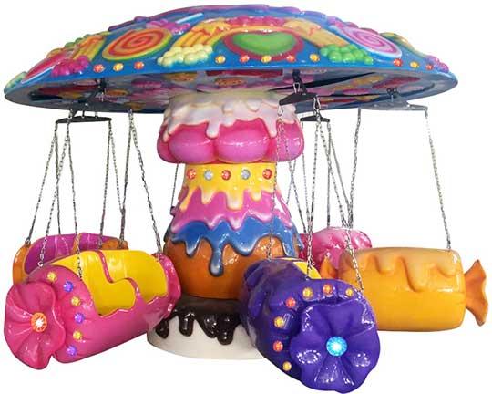 kiddie swing carousel manufacturers