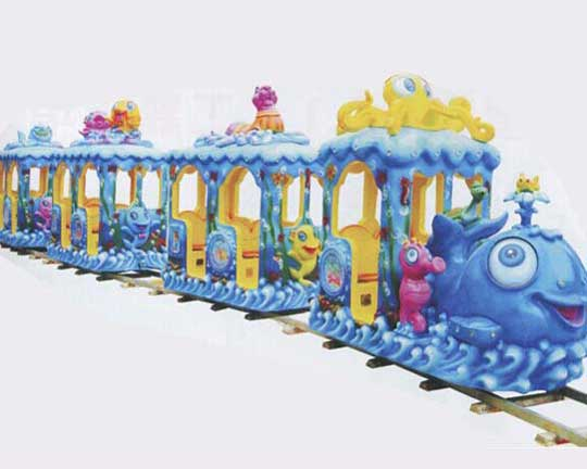 amusement park train rides for sale
