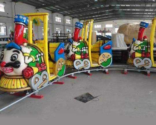 Mini Backyard Train Ride with Track for Sale