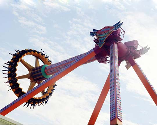 giant pendulum amusement ride supplier in China