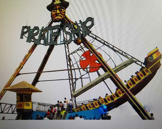 swinging ship ride for sale