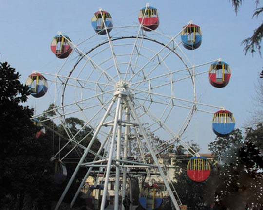 hot sale ferris wheel fairground rides cheap