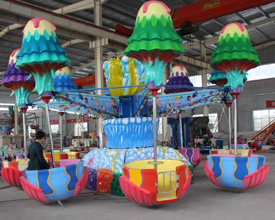 quality jellyfish fair rides price in Beston