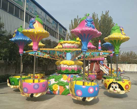 top jellyfish fairground rides manufacturer and supplier