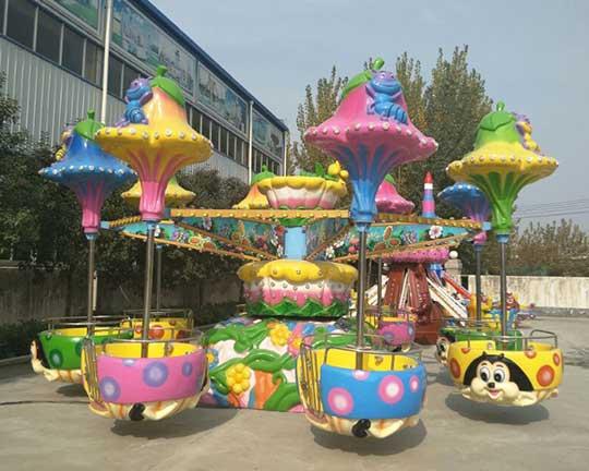 top jellyfish fairground rides manufacturer and supplier