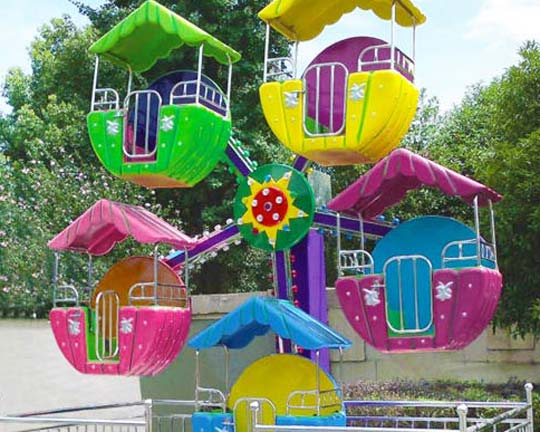 mini ferris wheel for sale beston amusement park rides. Black Bedroom Furniture Sets. Home Design Ideas