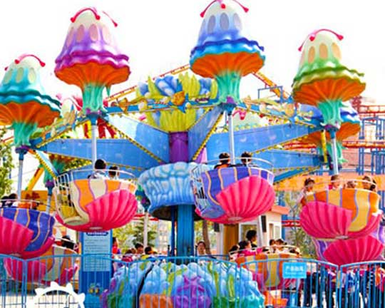 cost of buying the quality Jellyfish Ride for Sale