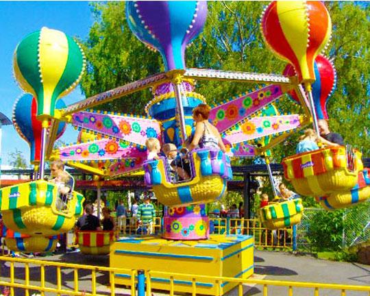 Samba Balloon Ride for sale