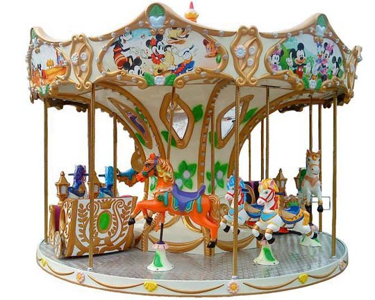 Small Carousel for Fairground