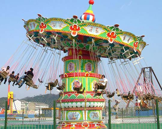 flying chair ride for sale in Beston