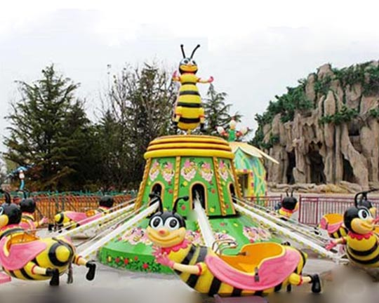 top self control rotary bee for kids manufacturer in China