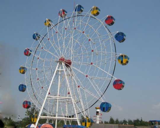 Amusement Park Ferris Wheel for Sale - Beston Observation ...