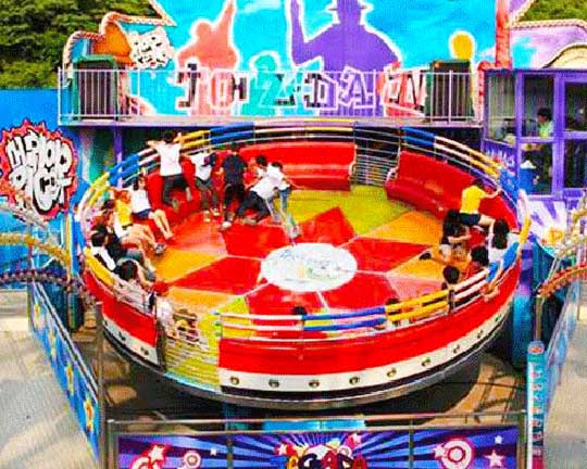 best selling disco tagada fairground ride for sale