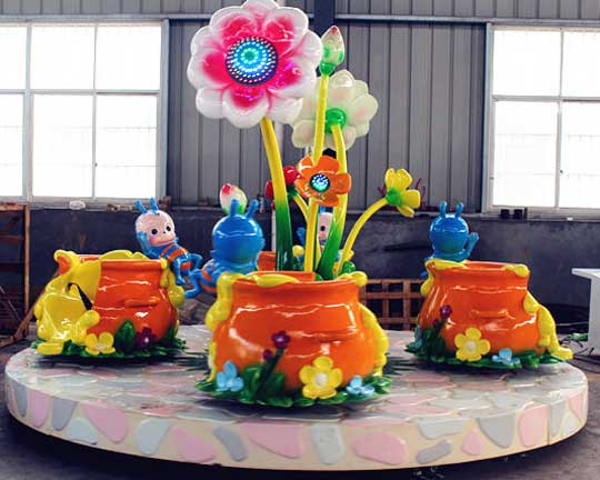 best Flower Tea Cup Ride for sale