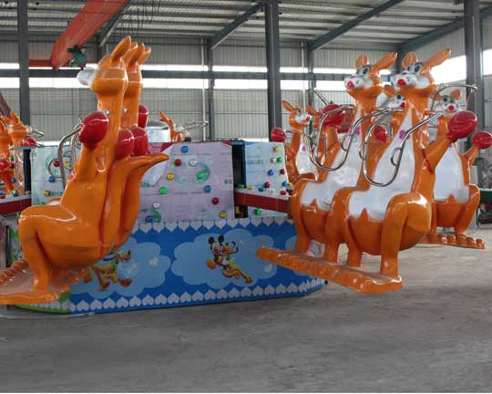 best/top Kang'a'bounce ride manufacturer in China