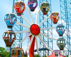 bestonn hot sale ferris wheel cheap