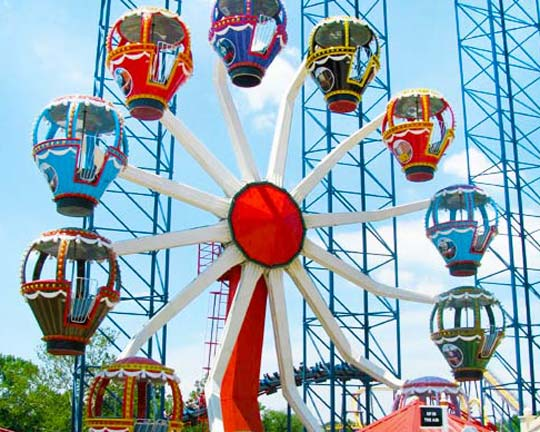 Carnival Amusement Rides for Sale