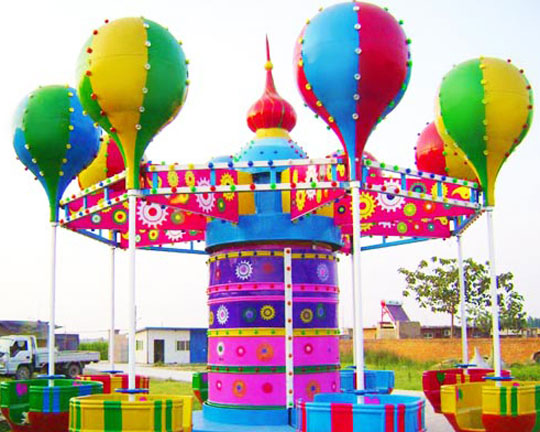high quality balloon race ferris wheel for sale