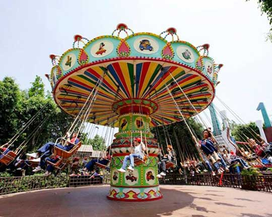 chair swing amusement park ride manufacturer