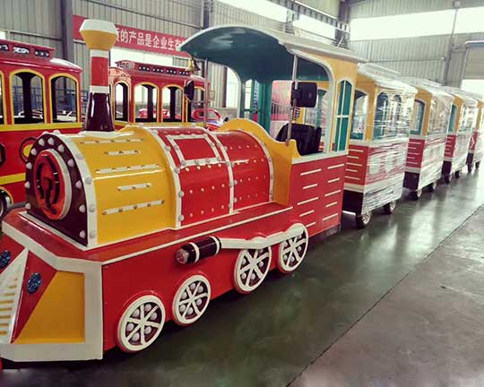 small trains you can ride for sale