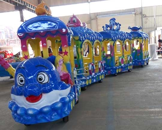 kids party train for sale