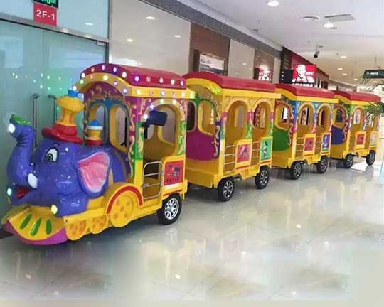 trackless train manufacturer