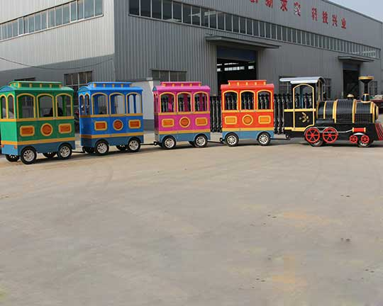 mini electric train suppliers