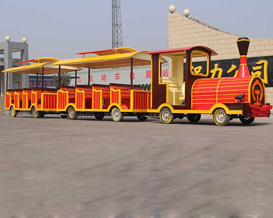 beston - a top and professional trackless train supplier