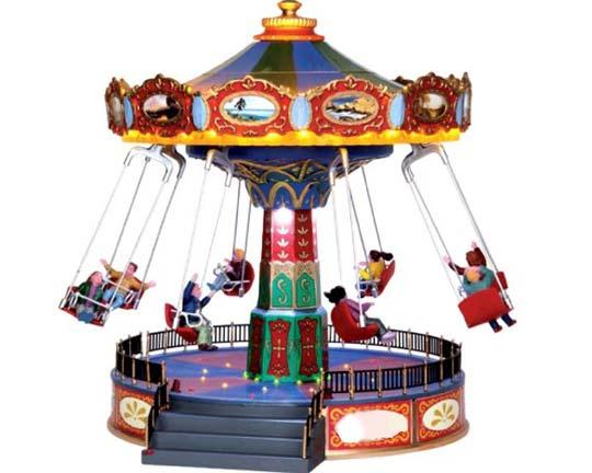swing carousel for sale