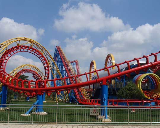 what is the giant roller coaster price