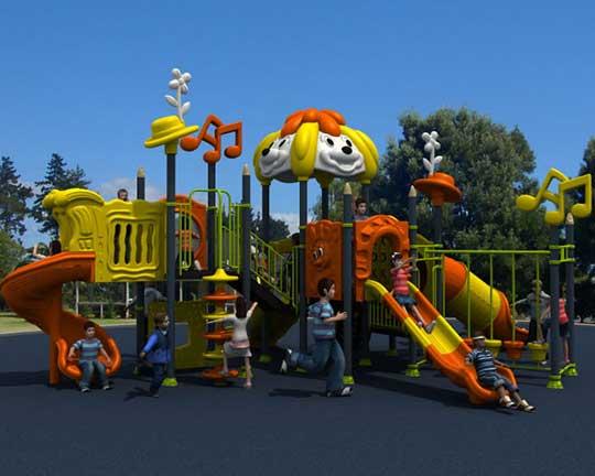 plastic playgrounds slides price