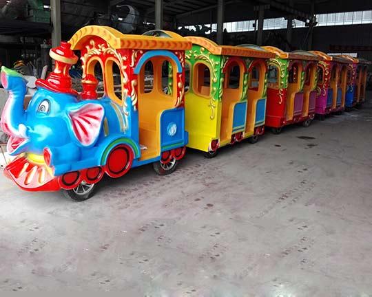 carnival train for sale